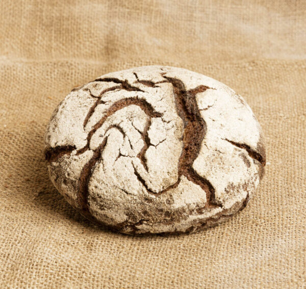 Pane di segale artiginale